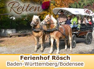 Weitere Informationen zum Ferienhof Rösch