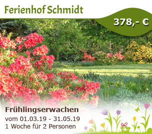Frühlingserwachen im Osnabrückerland