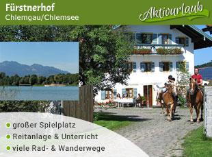 Fürstnerhof am Chiemsee - Jubiläumstipp