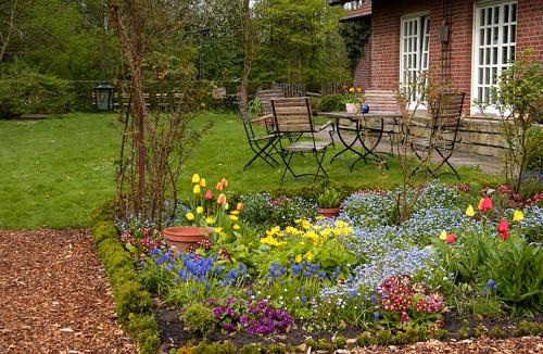 Gartenansicht Schleinershof