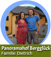 Familie Dietrich - Panoramahof Bergglück