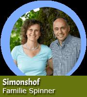 Klaus und Birgit Spinner - Bio-Bauernhof Simonshof
