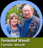 Ute und Hans Jürgen Wendt - Ferienhof Wendt