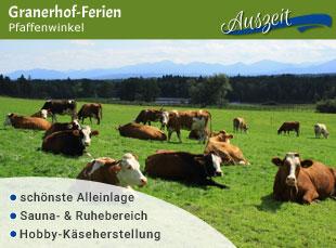 Granerhof-Ferien - Jubiläumstipp