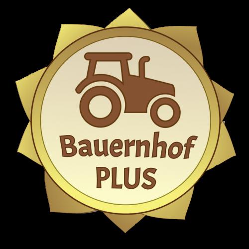 Bauernhof PLUS Gütesiegel