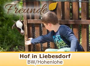 Weitere Informationen zum Hof in Liebesdorf