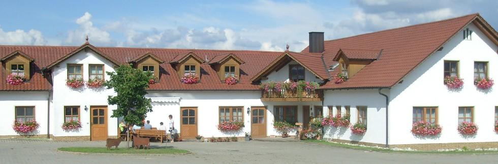 Kinderparadies Ferienhof Nißl an der Oberpfälzer Seenplatte