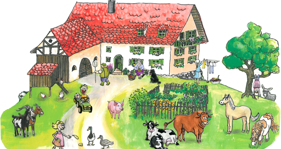 """Bauernhofurlaub.de stellt seine neue """"Kinderseite"""" vor"""