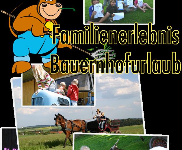 Kiri und Bauernhofurlaub.de verlosen Familienerlebnisgutscheine