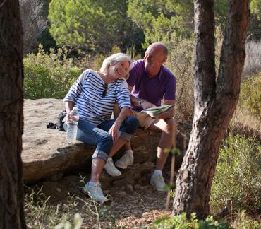 Landidylle für Senioren