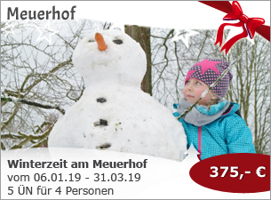 Meuerhof - Winterzeit am Meuerhof