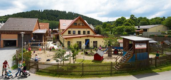 Familiennah und entspannt auf dem Ottonenhof