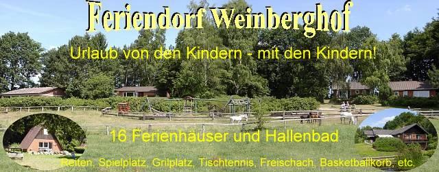 Exotische Tiere auf einem Bauernhof in der Lüneburger Heide treffen