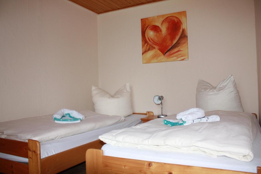 Schlafzimmer Waldnest