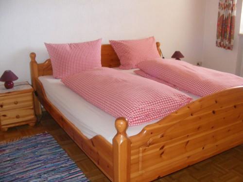 Schlafzimmer Ferienhof Nißl