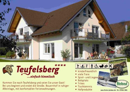 Bioland Ferienhof Teufelsberg