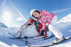Die schönsten Wintersportgebiete Deutschlands